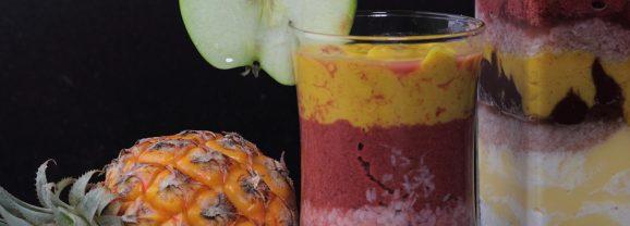 Indtag forfriskende frugt og grønt med juicemaskiner